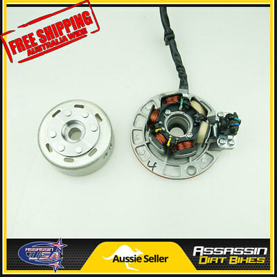 MINI MAGNETO STATOR FLYWHEEL Assassin Race Upgrade 125cc 140cc 160cc