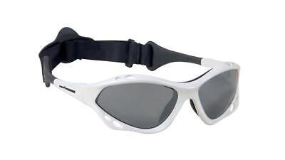 DEVOCEAN by Jobe Wassersport Brille Sonnenbrille Kiten Surfen Segel white