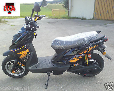 KSR Moto E - Scooter TTX 50 Black Edition ***