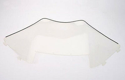 Sno-Stuff Windshield John Deere SNOW FIRE  '82-84 -CLEAR STD