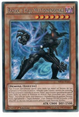 Radian, il Kaiju Multidimensionale MP16-IT163 Rara Mint YuGiOh!
