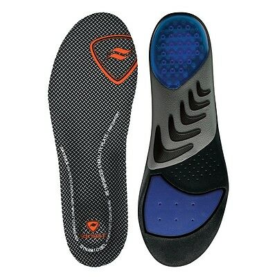 Sof Sole Men's Airr Orthotic Performance Insoles, Max Cushioning/Support, New