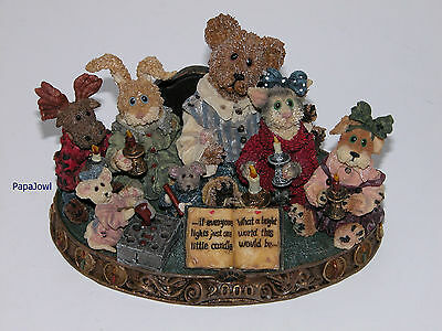 Boyds Bears & Friends Firgurine The Bearstone Collection Limited Release