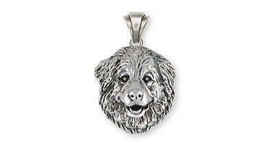 Great Pyrenees Pendant Jewelry Sterling Silver Great Pyrenees Charms And Great P