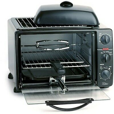 Elite Platinum 23-Liter Toaster Oven with Rotisserie Convection ... NEW - SEALED