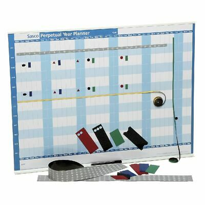 Sasco Perpetual Year Planner and Kit