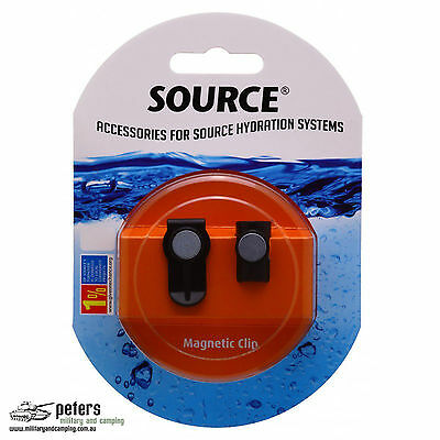 Source Magnetic Clip Kit Hydration Source Hydration Hose Magnetic Clip