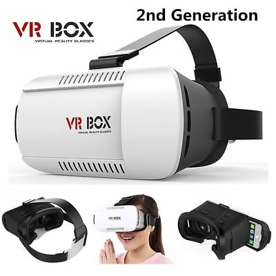 3D Virtual Reality Brille Video VR BOX Phone Android VR Box Google Cardboard