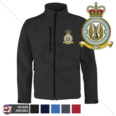 RAF Squadron 15 - Softshell Jacket - Personalised text available