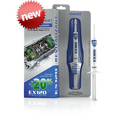 XADO EX120 Auto Gearbox CVT Restorer Additive Treatment Honda Jazz Civic Judder