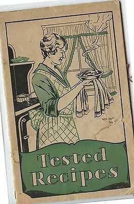 Old Vintage Tested Recipes Booklet Lydia E. Pinkham's Famous Medicines