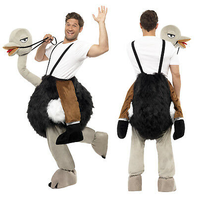 Smiffy's Adult Ride On Ostrich Costume