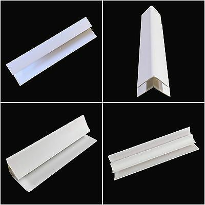 White 5mm Trims For Shower Wall Panels Bathroom Cladding PVC Shower Wall 2.6m