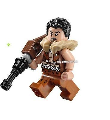 Lego Super Heroes - Kraven The Hunter Figure + Free Gift - Bestprice - New