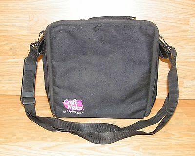 "Genuine Craft Mates ""For all the Little Things"" Black Shoulder bag / Tote *READ*"