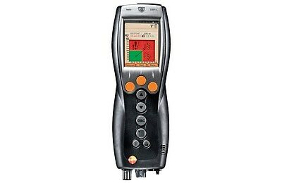 Testo 330-1G LL Kit #1 Combustion Analyzer w/ Probe & Spare Filter 0563 3371 70