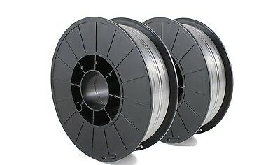 """E71T-GS - Fluxcored MIG Wire - GASLESS - 10 Lb x 0.030"""" (2 SPOOLS)"""