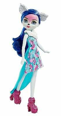 Ever After High Epic Winter Pixie Fox Puppe
