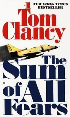 A Jack Ryan Novel The Sum Of All Fears 5 By Tom Clancy 2002