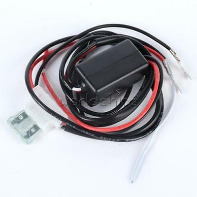 New Auto On/Off Controller Switch Car LED DRL Daytime Running Light Relay UK