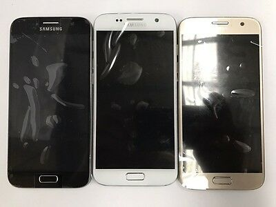 Black Screen Non Working Fake Display Dummy Phone for Samsung S7