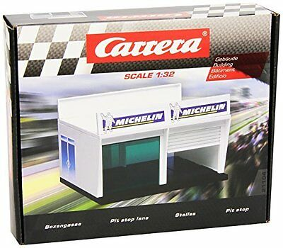 Pit stop lane - Figures and Buildings - Carrera CA21104