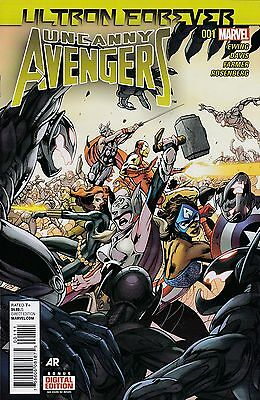 Uncanny Avengers: Ultron Forever #1  Marvel New Bagged & Boarded Free Uk P&p