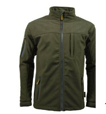Game Moleskin Hunters Green Softshell Jacket and / or the Trousers. Shooting