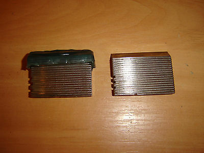 Pair of Carbide corrugated 5/16 knives planer molder shaper cutter knife
