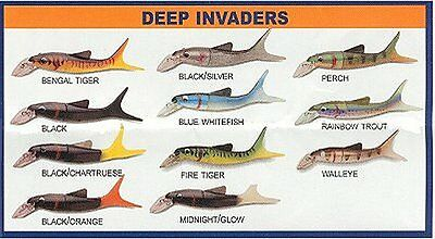 Musky Innovations Deep Invader - All Colours/Patterns