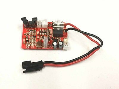 SYMA S033G RC helicopter spare parts PCB circuit board 27Mhz UK