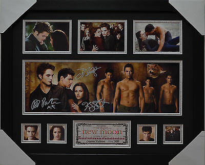 The Twilight Eclipse Signed Framed Limited Edition