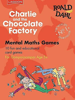 Charlie and the chocolate factory Mental Maths Games