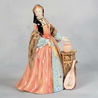 Limited Edition Royal Doulton Figurine - Jane Seymour Hn3349