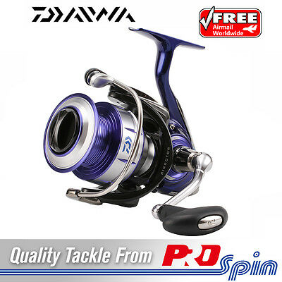 New In Box - Daiwa Freams LTD 2500 - Limited Edition Saltwater Spin Fishing Reel