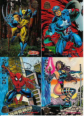 Marvel Comics 1994 Universe Card Set - Choose a card!
