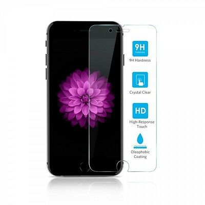 2X Premium Tempered Glass Mobile Phone Screen Protector For iPhone 6 plus 7 plus