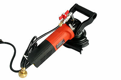 5'' Electric variable speed wet polisher hand grinder stone polishing tools