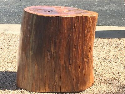 2 Cypress side tables