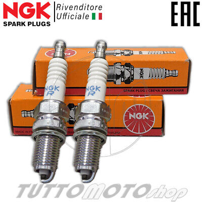 Kit 2 Candele Ngk 4339 Dcpr8E Ducati Monster 696 2008 2009 2010 2011 2012 2013