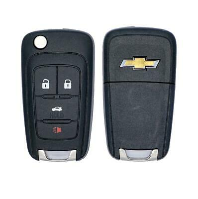 New Oem Gm Chevy Switchblade Flip Key Keyless Entry Remote Fob Transmitter