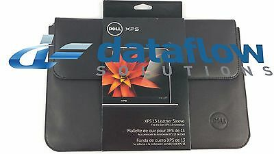 NEW Dell XPS Leather Sleeve Case Cover for 13-Inch Laptop - X3V94