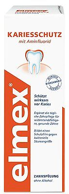 Elmex Kariesschutz (Cavatity Protection) Mouthwash From Germany