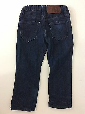 Ralph Lauren Polo Boys Jeans, Size Age 2 Years, Denim Blue, Vgc