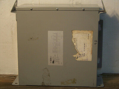 Daykin Electric D15EN-4764 Primary Transformer KVA 15 -- 3PH