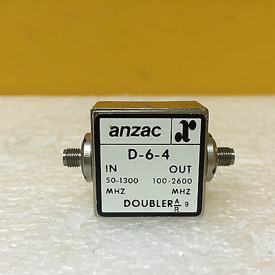 ANZAC Frequency Doubler D-6-4