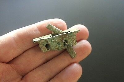 Chinese bronze crossbow mechanism Han Dynasty original 2000 years old