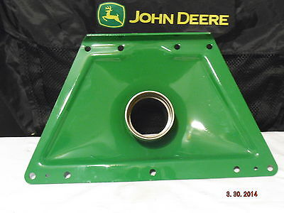John Deere #an160866 8000/85000/450 End Wheel Grain Drill Wheel & Axle Plate