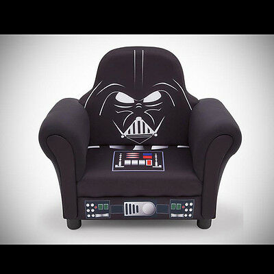 Star War Upholstered Lounge Sofa Chair Couch Seat Gifts  Kids Boys Toddler