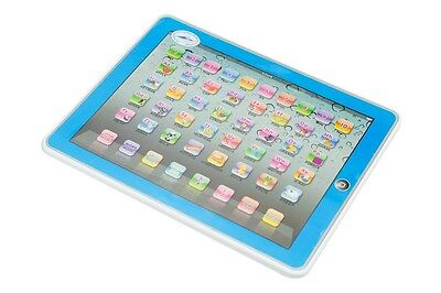 Kids Learning Pad Educational Toys Interactive Vocabulary Numeric Word Ke Tablet